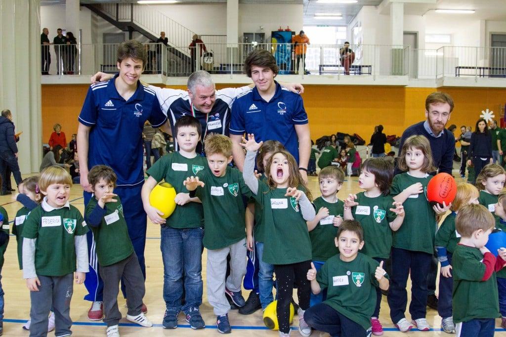Primo Open Day Rugbytots by La Drola Junior