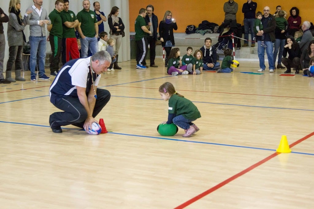 Primo Open Day Rugbytots by La Drola Junior